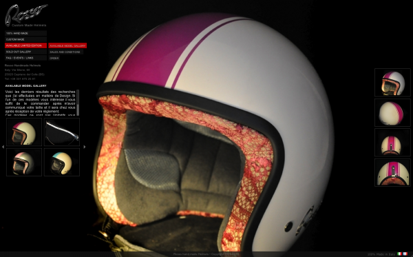 Rosso Helmets